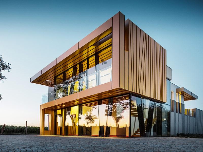 Bevorzugt Fassade - Ideen & Tipps für Ihre Fassadengestaltung! | PREFA HB16
