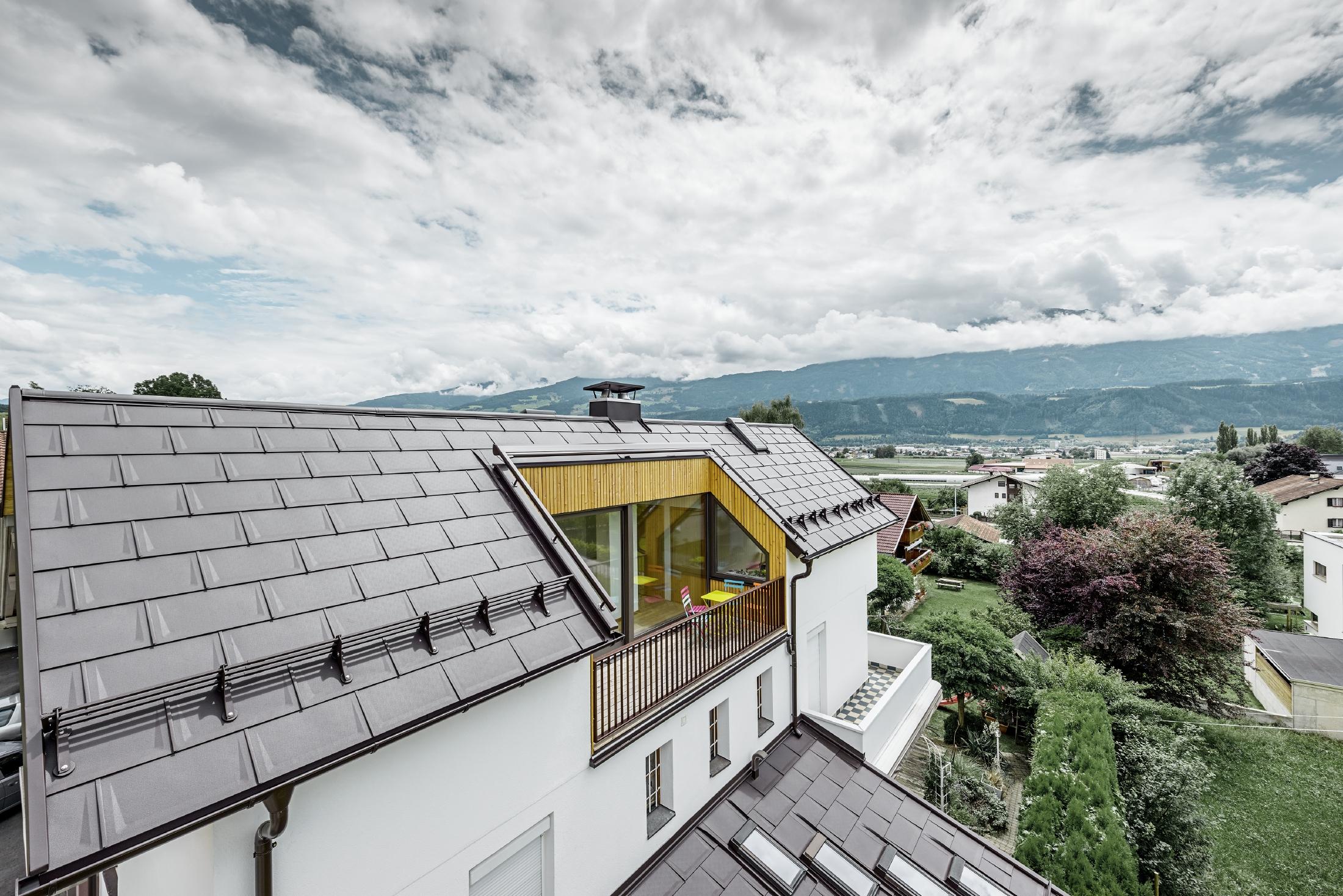 Außergewöhnliche Günstiges Dach WL23