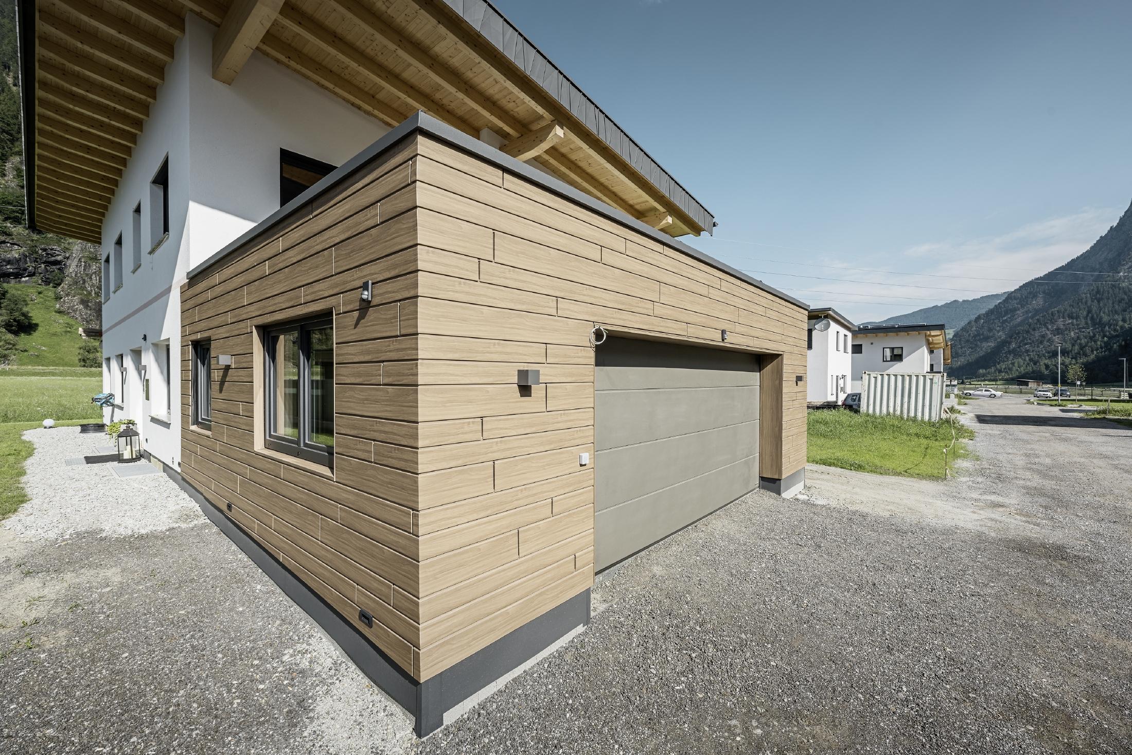 Prefa Sidings Hochwertiges Fassadensystem Prefa